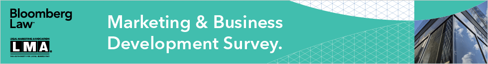 Marketing & Business Development Survey.