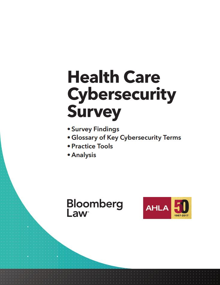Health Care Cybersecurity Survey
